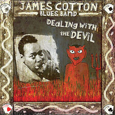 James Cotton Band - Dealin' with the Devil - 2004 Quicksilver CD - Buy It Now!
