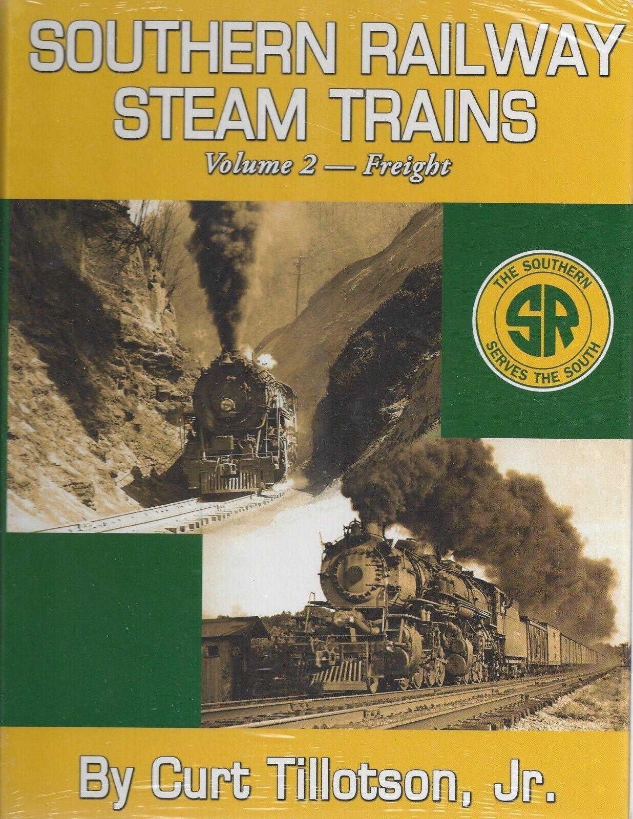 Southern Railway Steam Treni, Vol. 2, Vagone Merci :1930s To End Of Era Nuovo
