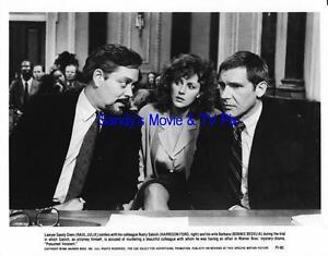 Image Is Loading HARRISON FORD BONNIE BEDELIA RAUL JULIA Great Movie