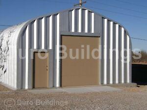 Durospan Steel 30x40x15 Metal Building