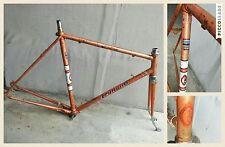 vintage telaio frame legnano sport  eroica 54 x 54   emilio bozzi