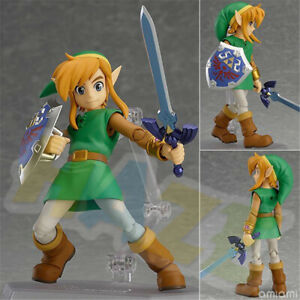 Anime-284-The-Legend-of-Zelda-Breath-of-The-Wild-Link-PVC-Figure-Toy-14cm