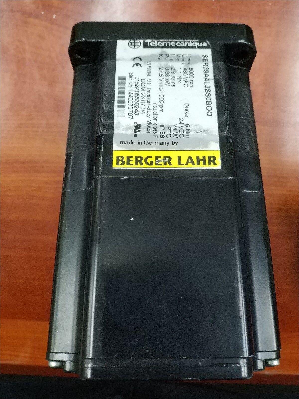 Berger Lahr  VW3M5101R50 SERVO MOTOR POWER SUPPLY CABLE 6ft