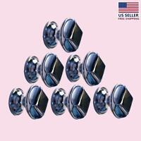 6 Cabinet Knob Bright Chrome 1 Dia X 7/8 Proj |renovator's Supply on sale