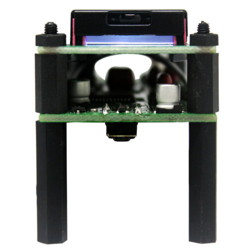 AideTek ESR01 ESR LCR Meter ohm Capacitance 0.01-20Ω 0-60uH Crocodile clip leads