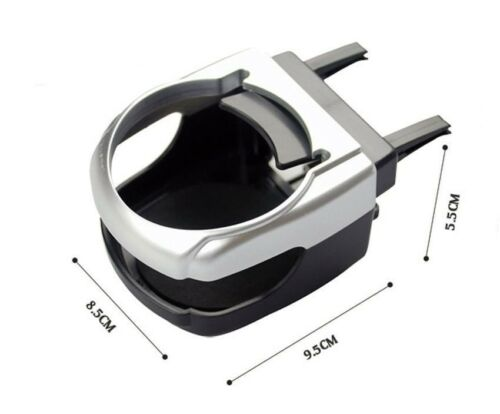 Universal Car UB Beverage Air Vent Bottle Can Auto Drink Cup Holder Stand Tool