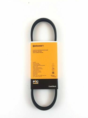 Continental Courroies trapézoïdales crantées 4 PK 611 Belt V-Belt