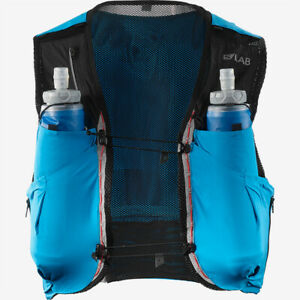 salomon s-lab sense ultra 5 Vest Hydration - SZ MEDIUM