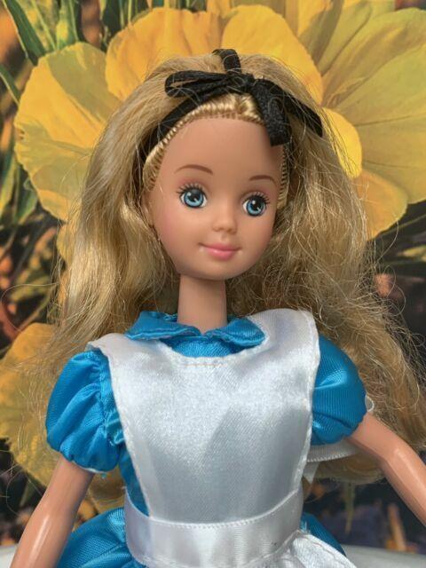 Alice in Wonderland Classic Doll Toy Disney