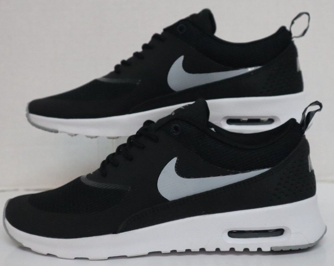 WMNS Nike Air Max Thea BlackWolf Grey Anthracite White 599409 007