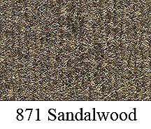 Extended Cab 1981-1993 Dodge D350 Carpet Cutpile Auto 2WD