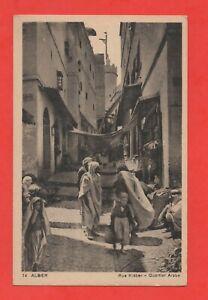 Algerien-Algier-Kleber-Street-B9842