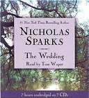 The Wedding by Nicholas Sparks (CD-Audio, 2015)