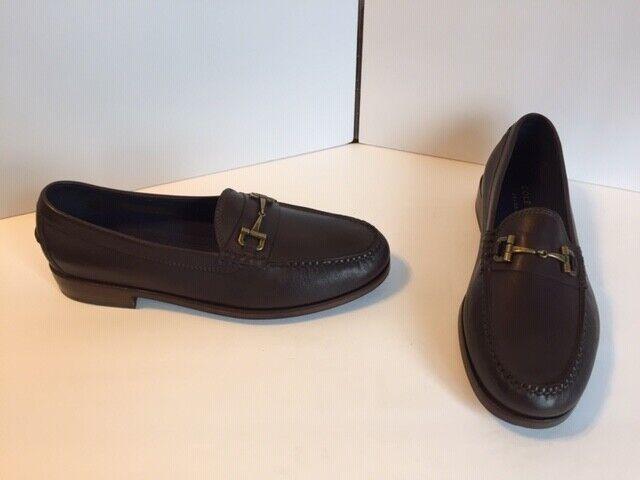 ampia selezione Cole Haan Uomo Bit Loafers Dimensione 8.5 M Marrone Marrone Marrone C24330  economico