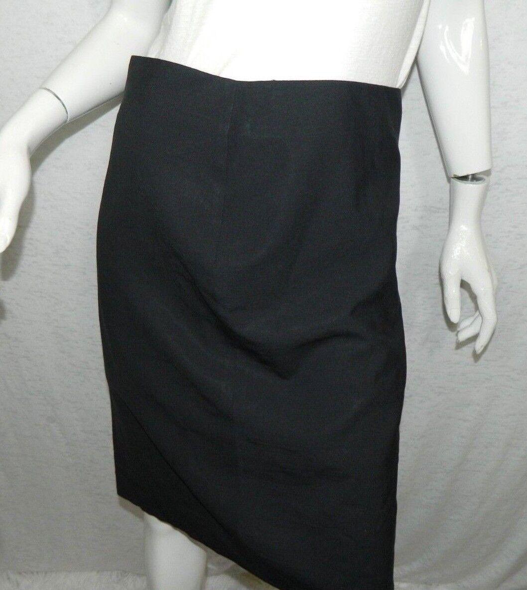 Fendi Skirts Navy bluee Pencil Skirt Size 40