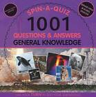 Spin-a-quiz 1001 Questions and Answers General Knowledge by Parragon (Hardback, 2009)