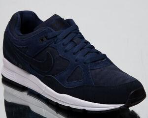 Details zu Nike Luft Span II Se Sp19 Herren Neu Mitternacht Marineblau Freizeit Sneakers