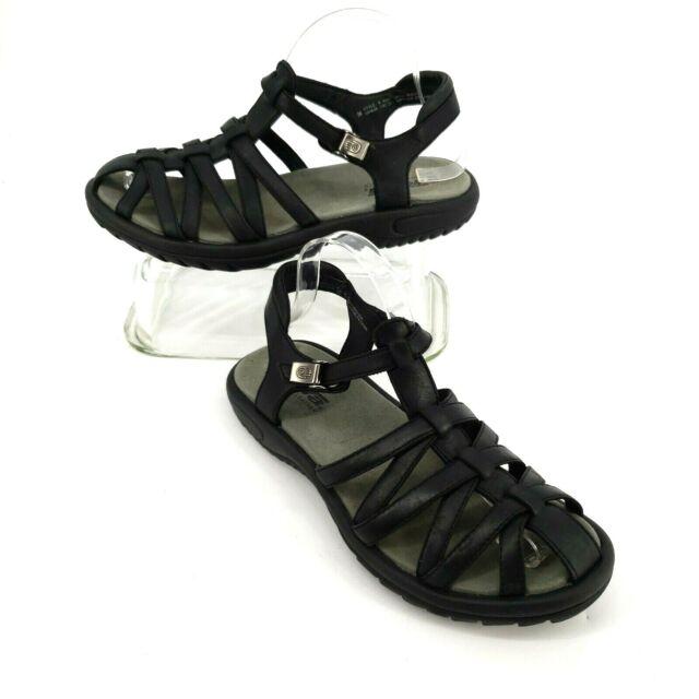 Teva Pretty Rugged Leather 3 Black