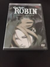WITCH HUNTER ROBIN COMPLETE COLLECTION ANIME LEGENDS DVD 6 DISC SET