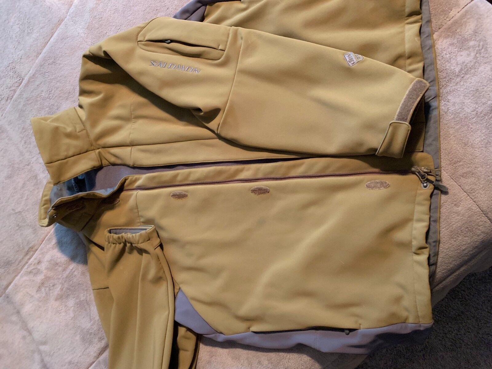 Salomon Ski Coat Men's XXL