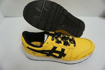 Details about ASICS Tiger GEL Lyte 1 Tai Chi YellowBlack Welcome to the Dojo US Men Size 9