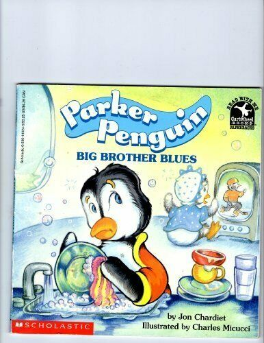 Parker Penguin  Big Brother Blues  Read With Me