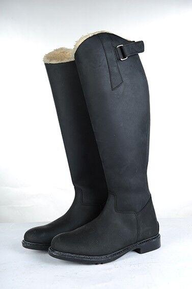 Elasticidad de las botas de caballo de Hong Kong Country Short   Standard anchura durable
