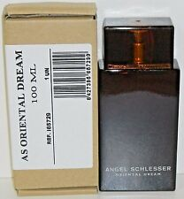 ANGEL SCHLESSER ORIENTAL DREAM EAU DE TOILETTE SPRAY 100 ML / 3.4 OZ.(T)