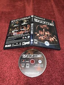 Def Jam: Fight for NY Sony PlayStation 2/PS2 w/Orig. Box & Disc-TESTED-VGC-READ!