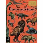 Dinosaurium Welcome to The Museum by Lily Murray Hardcover