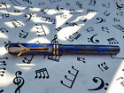 Visconti Titanic LE huge pen 4.2 ml ink capacity solid gold M nib