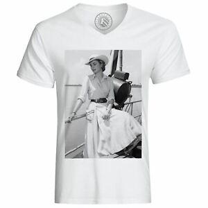 T-Shirt-Homme-Grace-Kelly-Actrice-Vieux-Cinema-Original-8