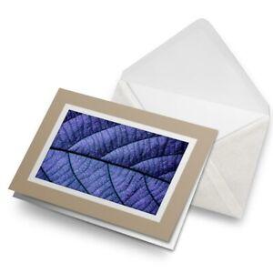 Greetings-Card-Biege-Macro-Shot-Purple-Leaf-Nature-16674