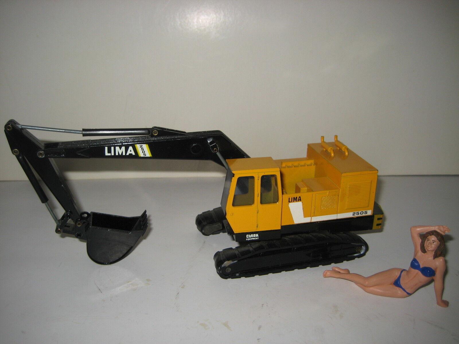 Clark Lima 2505 Excavator Bucket Tracked Excavators  147 Nzg 1 50