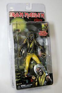 Iron-Maiden-NECA-Killers-2011-Action-Figure-Sealed-Brand-New