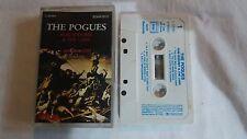 The Pogues Rum Sodomy & The Lash Cassette Stiff Records 1986