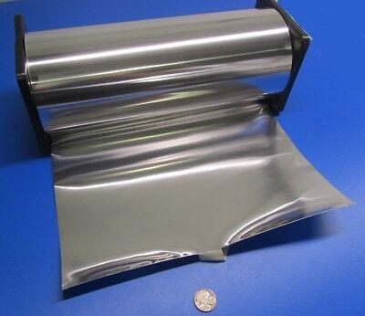 "1100 Aluminum Foil O .003/"" Thick x 12/"" Wide x 50 Feet Long Roll"