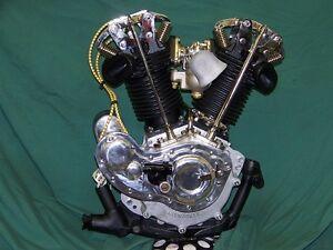 on sale 1928-29 harley davidson fh jdh oval port 8 valve motor | ebay