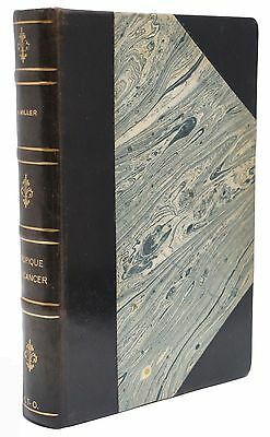 Tropique Du Cancer FIRST EDITION Henry Miller 1945 French Edition Book Leather