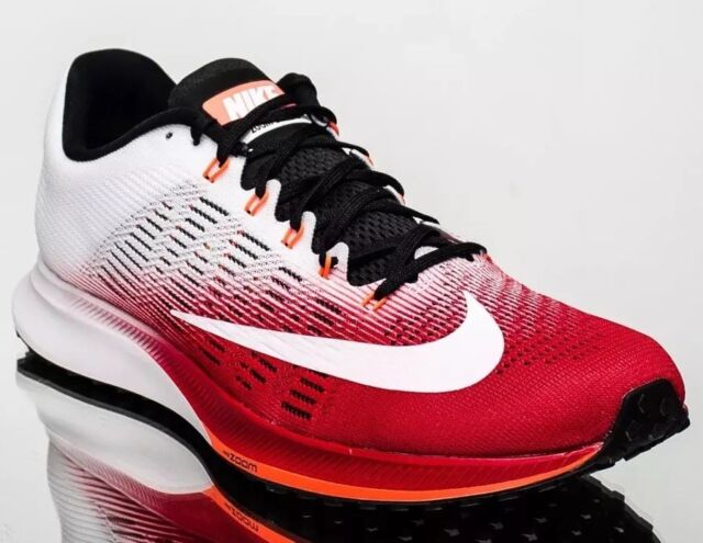 0eed51ea20c68  120 Nike Air Zoom Elite 9 Running Shoes Men s Size 14 Red White 863769-