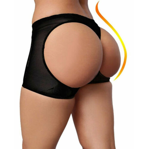 Women Invisible Butt-Lift Booster Booty Lifter Control Body Shaper Panty Push-Up