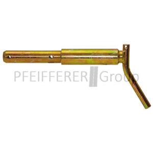 2 Länge 191mm mit Kette und Splint Unterlenker-Bolzen Kat