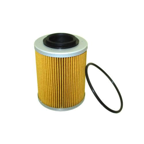 Oil Filter For 420956123 Spark Ski-Doo Sea-Doo Can-Am  Maverick Max 1000R X3
