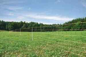 Weidezaun Schafnetz Ziegennetz 120 cm Doppelspitz Schafzaun Netz Zaun