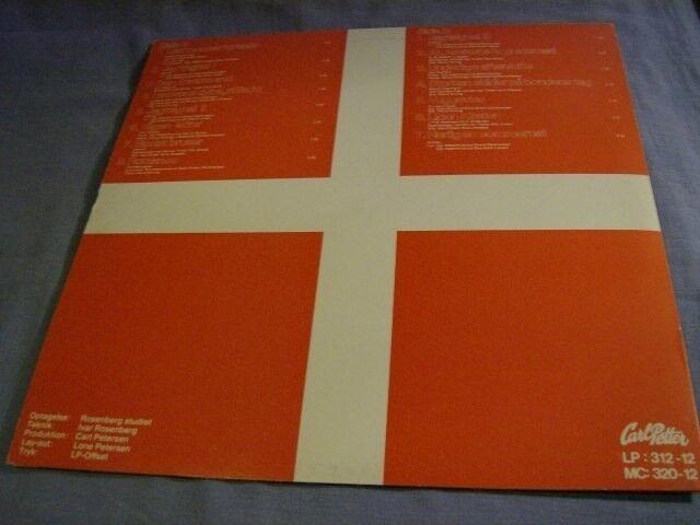 LP, >> JUBILEUMSPLATEN Norsk, TIVOLI 10''