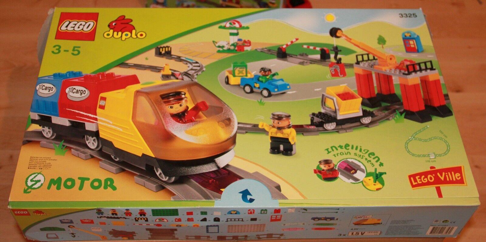 Lego duplo Intelli 3325 OVP