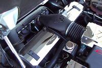 Corvette C5 97-04 Radiator Support Upper Cover Stainless Steel