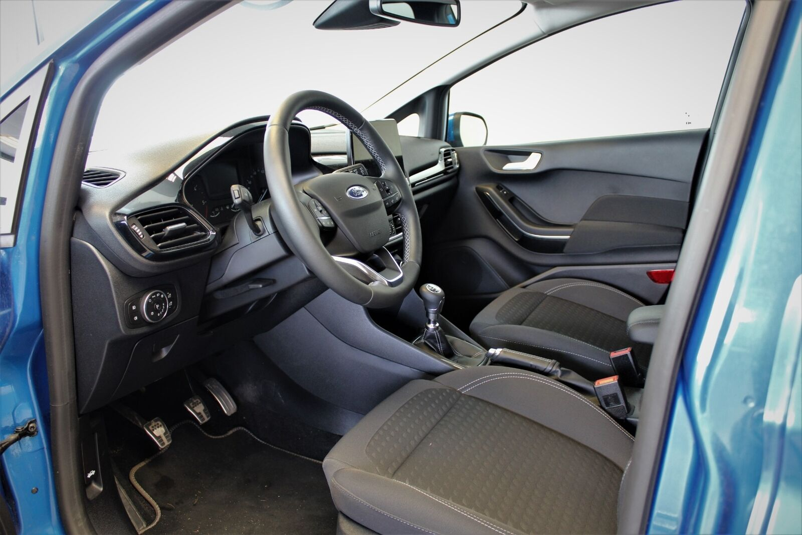 Ford Fiesta 1,5 TDCi 85 Titanium - billede 9