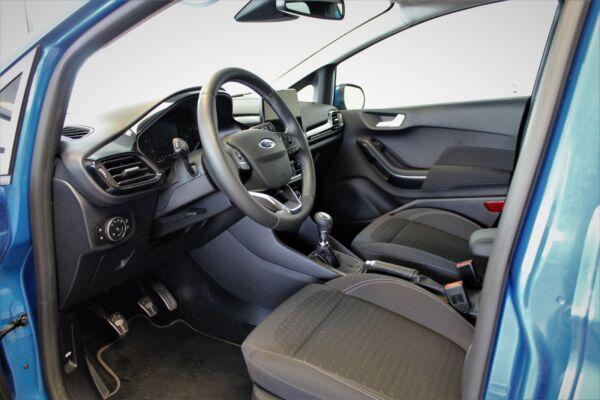 Ford Fiesta 1,5 TDCi 85 Titanium billede 9