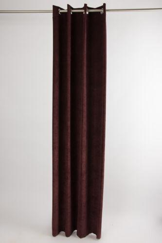 Ojales bufanda ojales cortina cortina 140x245cm luciano Bourdeaux